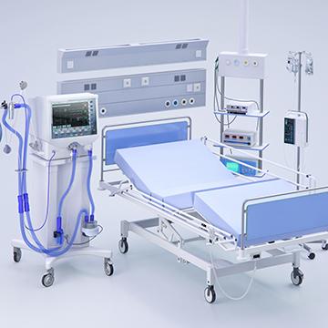 医療機器会社